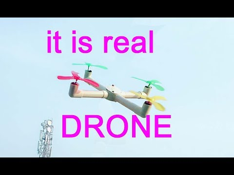 how to make real drone at home, it is real flying airplane,helicopter