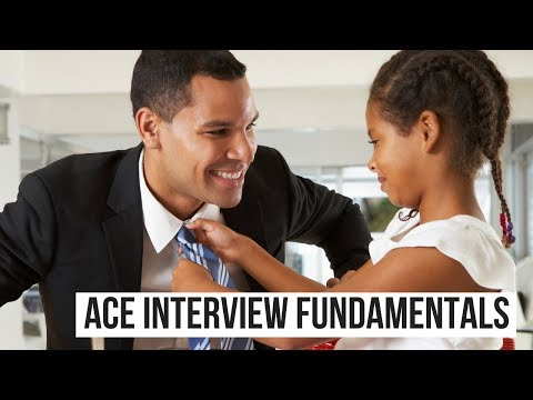 Ace Interview Fundamentals So The Focus Is On Your Achievements