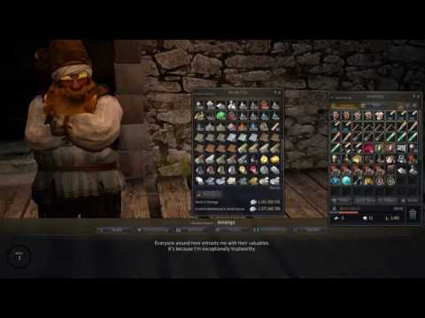 Black Desert Online Imperial Alchemy 20-60 million quick and easy daily.