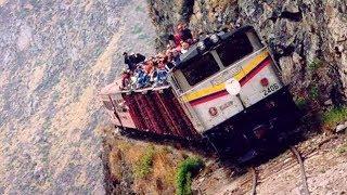 5 ferrovie più pericolose tuttora funzionanti