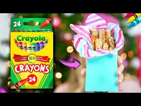 DIY GIFT IDEAS! CHRISTMAS & BIRTHDAY GIFTS + WRAPPING HACKS!