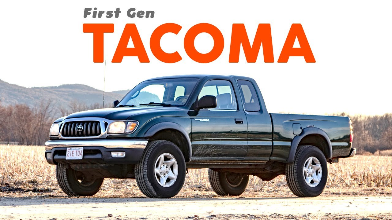 Should you buy a first gen Toyota Tacoma