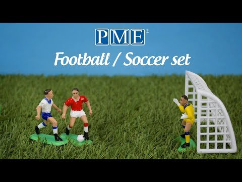 PME Soccer/Football  Decoration Set - FS009