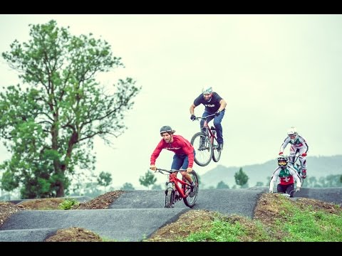 Velosolutions Asphalt BMX Pumptrack Grenchen
