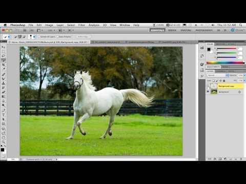 Adobe Photoshop CS5 - My Top 5 Favorite Features