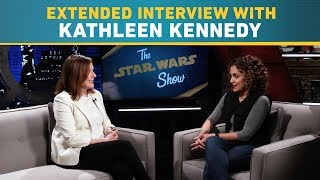 Kathleen Kennedy- The Star Wars Show Extended Interview