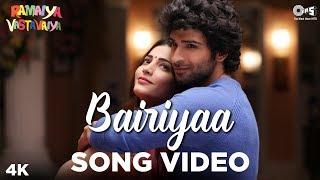 Bairiyaa - Ramaiya Vastavaiya | Girish Kumar & Shruti Haasan | Aatif Aslam & Shreya Ghoshal