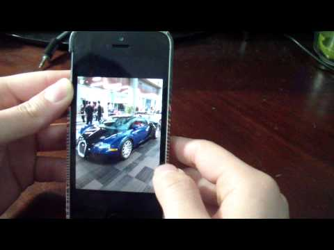 HACKED!: Apple iPhone 5S Wallpaper Crop-Scale Issue With Photos iOS 7.0.4 2014 - Part 2