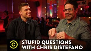 Which of His Parents Would Yannis Pappas Rather Sext? - Stupid Questions with Chris Distefano