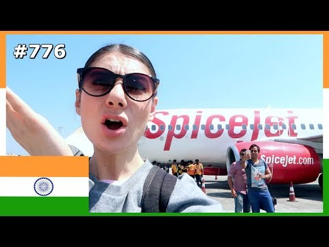 FLYING IN INDIA | SPICE JET IS THE BEST | DAY 776 | TRAVEL VLOG IV