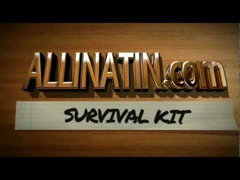 ALL IN A TIN™ Survival Kit