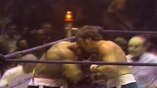 """The Jaw Breaker ""Ken Norton vs. ""Irish"" Jerry Quarry"