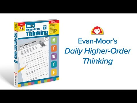 Teaching Higher-Order Thinking Skills in the Classroom