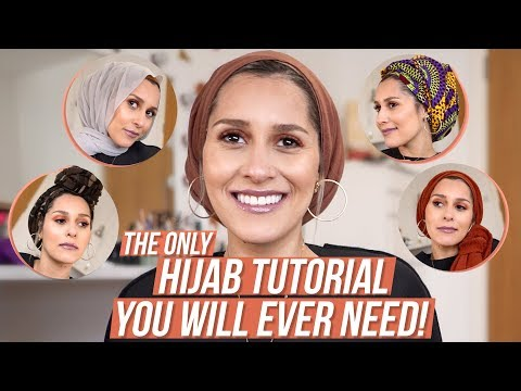 Xxx Mp4 The ONLY Hijab Tutorial You NEED 3gp Sex
