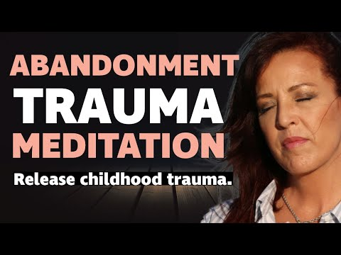 Guided Healing Inner Child Meditation-Attachment Trauma/Codependency