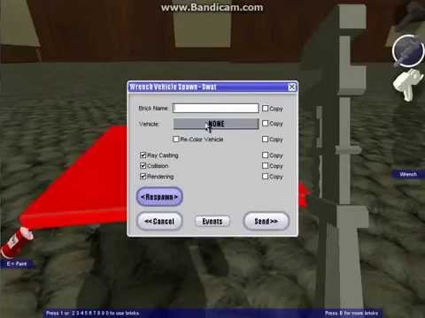 Blockland How to make a Bot