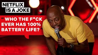 Donnell Rawlings Knows Who Calls The Cops Too Much | Netflix Is A Joke
