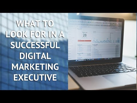 Digital Marketing Executive Search - How Do You Know You Found the Right Leader?