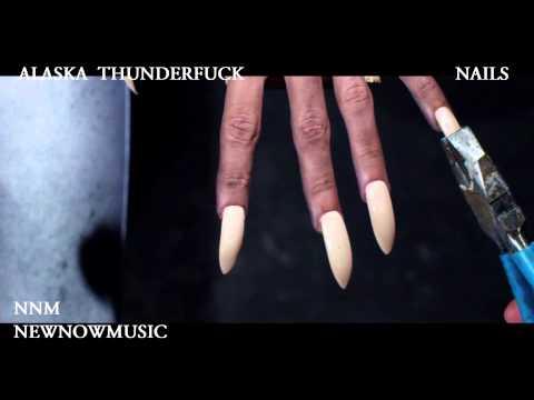 Alaska Thunderfuck - Nails ( Official Audio )
