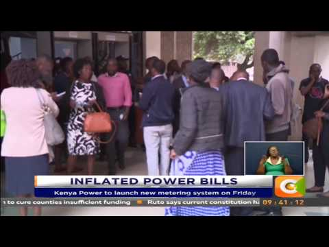 CS Keter says Kenya Power to blame for inflated bills