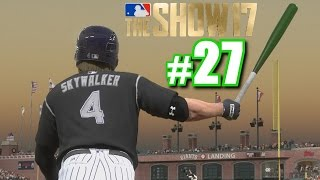 CRUSHING ONE INTO THE COVE! | MLB The Show 17 | Road to the Show #27
