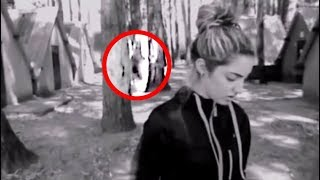 Top 15 Shadow People Caught On Tape Real Footage