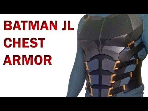 DIY Batman Justice League Tactical Chest Armor