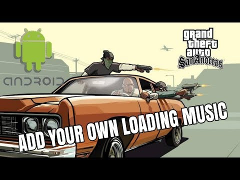 How to add your own loading music in GTA SA Android| Full Tutorial in Hindi
