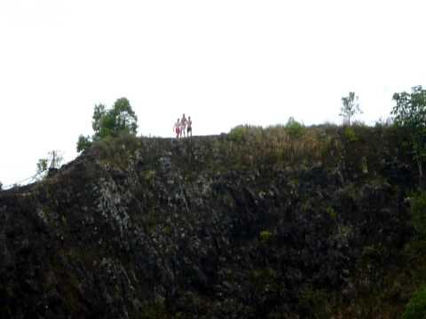 Island Quarry jump