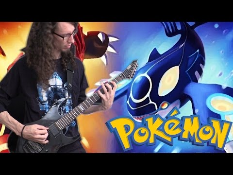 Pokemon RSE VICTORY ROAD (Brawl ver.) - Metal Cover || ToxicxEternity