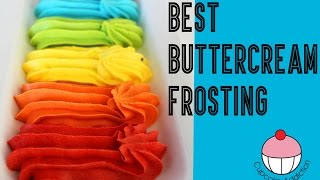 Buttercream Frosting Recipe Perfect For Decorating Cakes Cupcakes