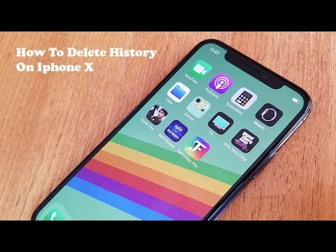 How To Delete Safari History On Iphone X - Fliptroniks.com