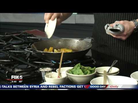 Eclipse di Luna pan roasted golden beets recipe
