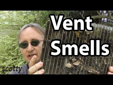 How To Remove Car Vent Smells (Odors)