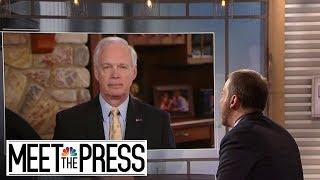 Full Johnson: Whistleblower Complaint Bad For U.S - Ukraine Relations | Meet The Press | NBC News