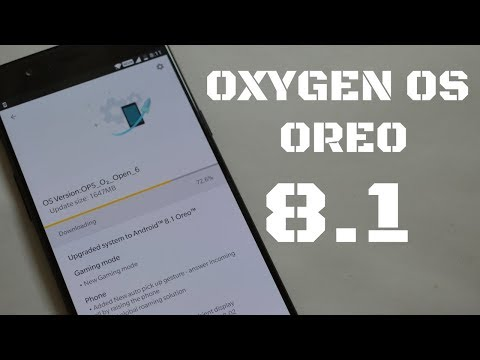 Official Oxygen OS Oreo 8.1 New features for Oneplus 5/5T!!!!!