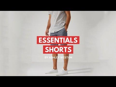 Shorts - Men's Wardrobe Essentials
