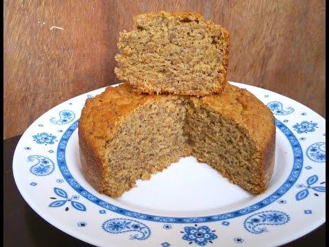 Eggless Moist Banana Cake in Pressure Cooker   Sufuria   Baking Without Oven   Jikoni Magic