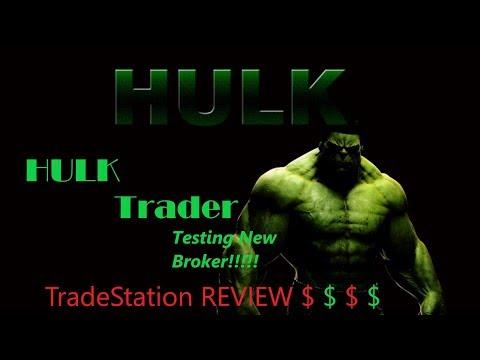 NEW BROKER! TradeStation Review