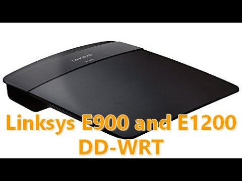 Cisco Linksys N300 E900 and E1200 : do not buy them for VPN usage with DD-WRT