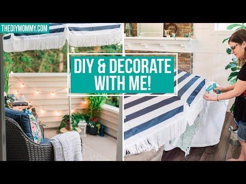 Xxx Mp4 DIY Decorating My Mom 39 S Lake House Balcony For Summer ☀️ 3gp Sex