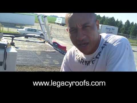 How to Find a Roof Leak Wyoming Ontario - Legacy Flat Roofing & Sheet Metal