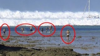 5 Giant Waves That Caught People Off-Guard