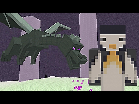 Minecraft Xbox: Ender Dragon [250]