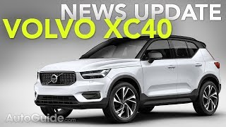 2018 Volvo XC40 First Look | Volvo