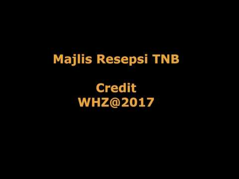 2017 04 15 Majlis Resepsi TNB@Tarindak D'Seni