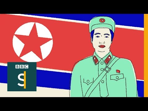 'How I defected from North Korea' - BBC Stories
