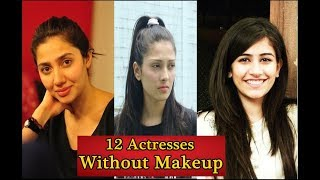 12 Pakistani Actresses Who Look Flawless Without Makeup.
