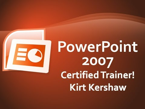 PowerPoint 2007: Loop Continuously Slide Show