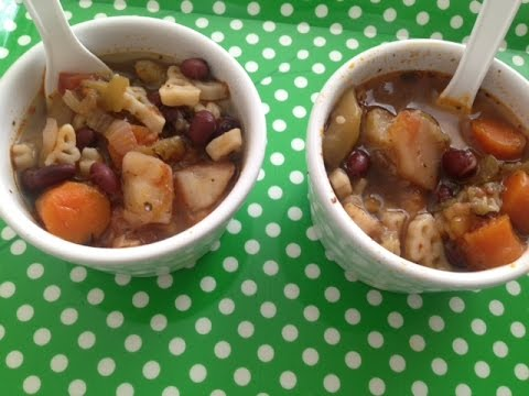 How to make Minestrone Soup | Soup of the day
